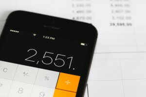 calculate bills and fees