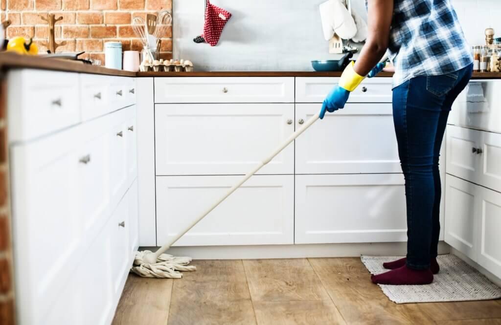 clean before home appraisal