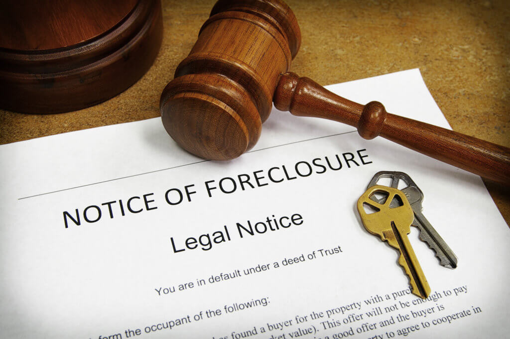 when is it too late to stop foreclosure