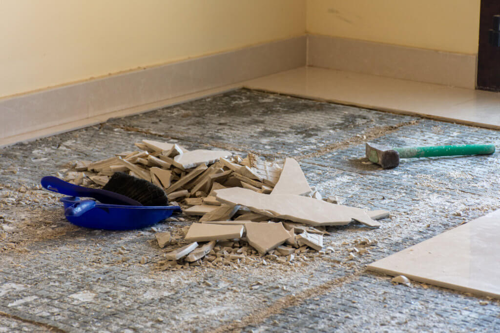 reasons to not DIY home remodel