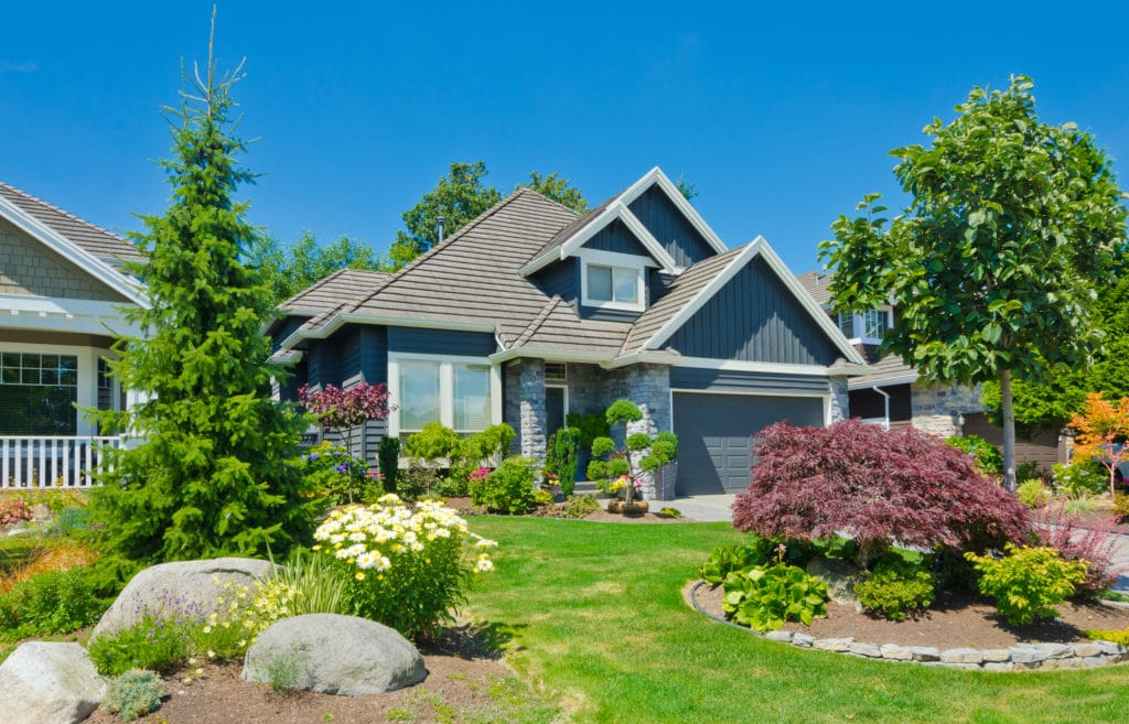 selling house for job relocation focus on curb appeal