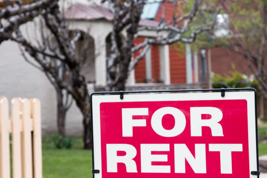 selling house for job relocation vs renting